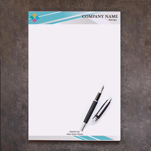 Online Letter Head Printing in India