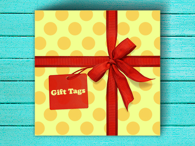 Online Gift Tags in India